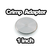 1 x Crimp Adapter 1 inch