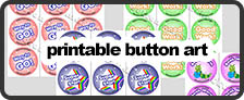 printable button art