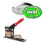 Oval ProMaker Button Machine
