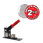 2-1/2 inch Button Maker