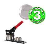 3 inch ProMaker Button Machine