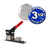 3-1/2 inch ProMaker Button Machine