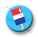 Printable Button Art  - Popsicle