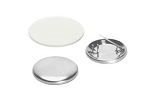 32mm Pinned Back Button Supplies