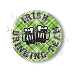 Printable Button Art  - Irish Drinking Team