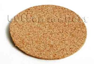100 x Corks Only 3-1/2 inch